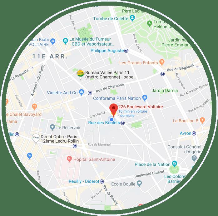 Deskopolitan 226 boulevard Voltaire 75011 Paris – France